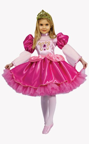 Dress Up America Kleines Mädchen Graceful Ballerina Kostüm