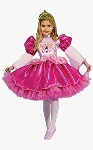 Dress up America - Elegante bailarina, disfraz para niñas, 1-2 años (563-T2)