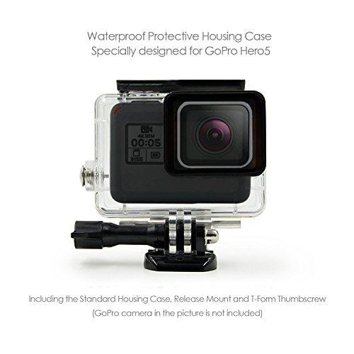 Deyard Waterproof Protective Housing Case for GoPro Hero 7