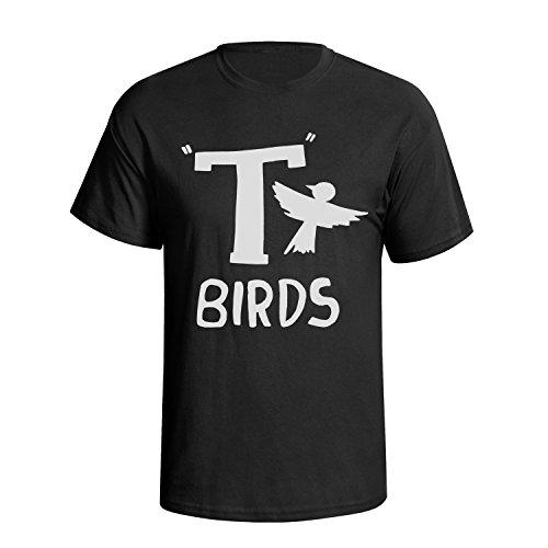 T-Birds Grease Fancy Dress Mens Camiseta Para Hombre Fit T-Shirt d89b22d2c46d9