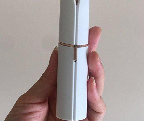 Lady Multifunktions-Haarentfernung GeräT Batterie Lippenstift Haarentfernung GeräT KöRper Leicht Zu Tragen Vergoldet Nicht Wasserdicht