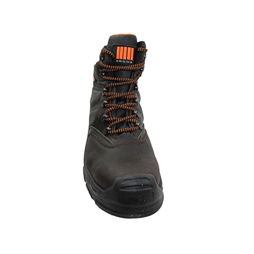 Alpen ergos s3 hRO sRC chaussures de travail chaussures berufsschuhe businessschuhe chaussures marron Marron