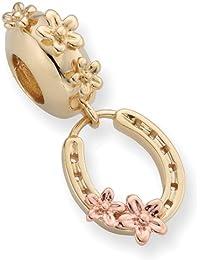 029910835855 Clogau Gold RCH10 - Dije de oro amarillo de 9 quilates sin gema