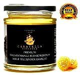 Italienisch Orangenblütenhonig Roher Bio Wilde Ernte, lieblich, klar, flüssig, zarte, leichte, duftende Orangenblüten Honig 250 g direkt von Venedig