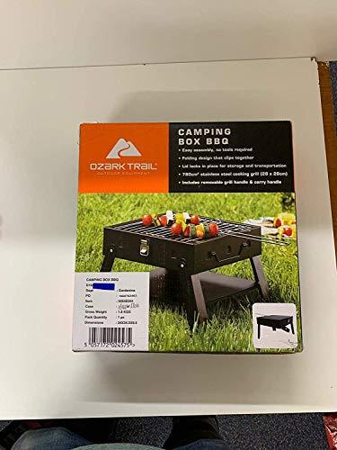 Ozark Trail Gartenleuchte Ausrüstung Zelten Box