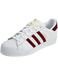 promo code 8e064 d6cc7 Adidas Womens Superstar Leather Trainers