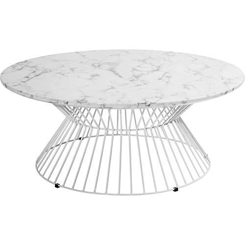 Table Basse Ronde Cintura 90 cm Kare Design