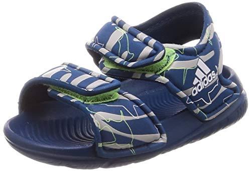 Adidas ALTASWIM I, Sandalias Bebé Unisex, (Marley/Ftwbla/Amalre 000), 19 EU