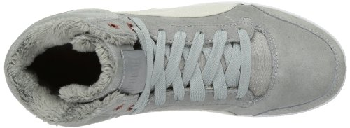 Puma Glyde Court Fur Wn's, High-top femme Gris - Grau (limestone gray 02)