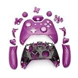 MYAMIA Wireless-Controller Voll Shell Case Gehäuse Für Xbox One 7 Farben-Lila