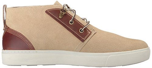 Timberland Herren Amherst Chukka High-Top Beige (TRAVERTINE)