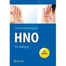 Hals-Nasen-Ohren-Heilkunde (Springer-Lehrbuch)