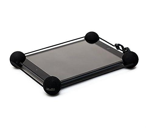 iBallz Minis Acer Iconia Tab 8 A1-840 FHD / 8 W (W1-810) robuste Tablethülle (Einzigartige stoßfeste Schaumgummikugeln, leicht, Rundumschutz gegen versehentliches Fallenlassen, Halte- und Standfunktion)