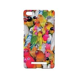 G-STAR Designer 3D Printed Back case cover for Xiaomi Mi4i / Xiaomi Mi 4i - G5197