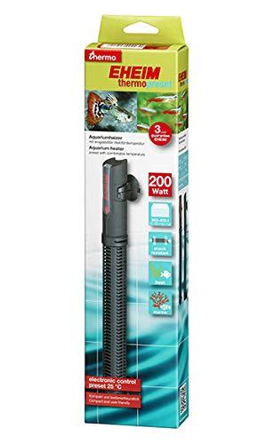 Eheim-thermopre Juego Acuario calefactor-200W