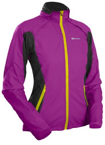 Sugoi Damen Jacke Versa Jacket passion fruit