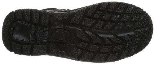 Maxguard ADAM 900116 Unisex-Erwachsene Sicherheitsschuhe Schwarz (schwarz)