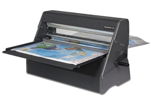 Esselte Plastificatrice manuale, 23652, Xyron XM2500, Pro Document Finisher A1, Nero