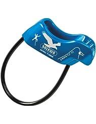 Salewa Mono Tuber - Dispositivo de seguridad para cuerda simple, color azul, talla única