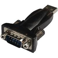LogiLink AU0002E USB 2.0 zu Serial Adapter,  unterstützt Windows 8