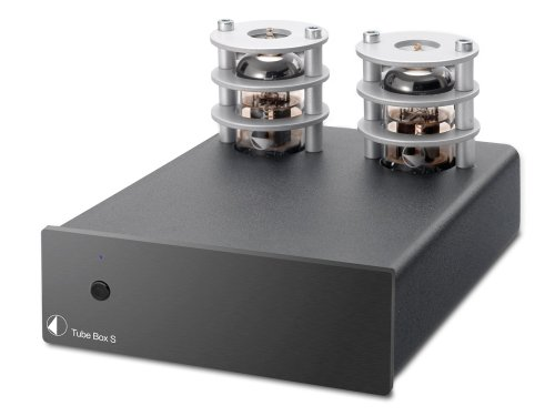 Pro-Ject Tube Box S Röhren-Phonovorverstärker (MM/MC)