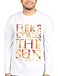Here Comes the Sun The Beatles Full Sleeves Tshirt - Band Tshirts by The Banyan Tee ™