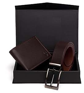 WildHorn Brown Men's Wallet (GIFTBOX204)
