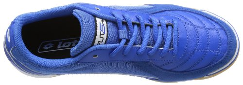 Lotto Sport  FUTSAL PRO VI ID, Chaussures de football homme Bleu - Blau (BLUE)