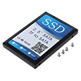 OENCDBCS 4 Micro SD zu SATA 2,5 Zoll Selbstgemachte TF zu SATA SSD Solid State Drive Group RAID...