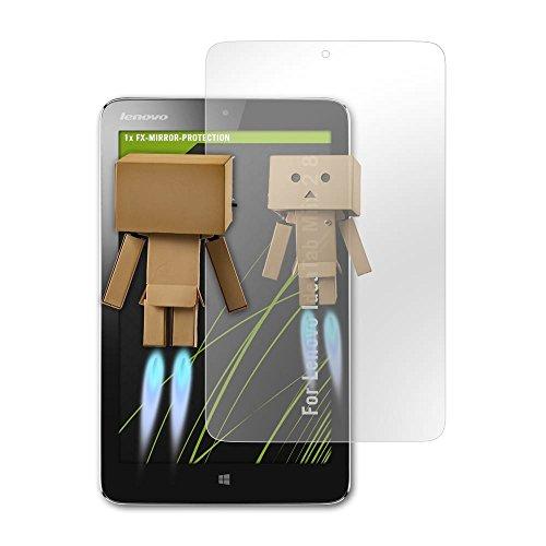 atFolix Bildschirmfolie für Lenovo IdeaTab Miix 2 8 Spiegelfolie, Spiegeleffekt FX Schutzfolie