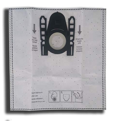 10 bolsas para aspiradoras Bosch tipo G