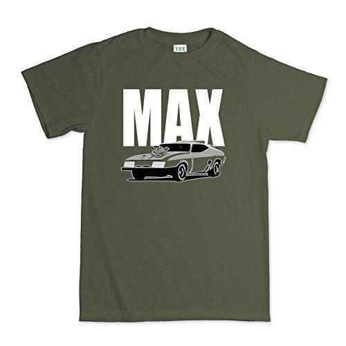 Mad Kostüm Max Shirt - Ford Falcon XB GT Classic Car T-shirt