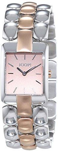 Joop! Damen-Armbanduhr Susan Analog Quarz Edelstahl JP101472004