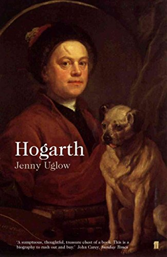 [William Hogarth: A Life and a World] (By: Jenny Uglow) [published: September, 1998]