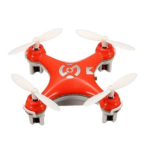 Chopper X-10 tiny Quadcopter (Orange)