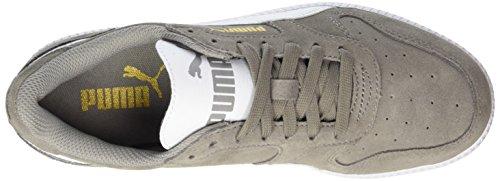 Puma Icra Trainer SD, Sneaker Unisex-Adulto Beige (Rock Ridge-White)