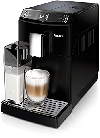 Philips - ep3551/00 - Robot café 15 bars noir 3100 series
