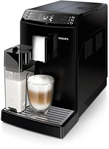 Philips EP 3551/00 EP3551/00 Kaffeevollautomat, Polycarbonate, 1.8 liters, Schwarz
