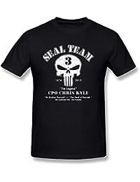 d37903305 Rose Memery Camiseta Chris Foundation-American de Rana Kyle Sniper de  Hombres