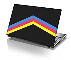 "Snoogg to the right 2466 Designer Laptop Skin Sticker for 14 to 15"" Laptops"