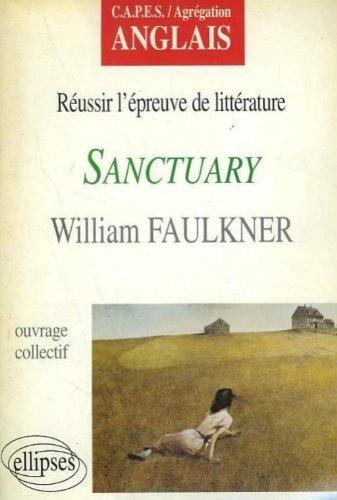 Sanctuary, de William Faulkner