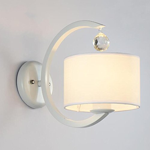Moderne Personnalité Créative Minimaliste Lamps Applique Étude Chambre Lampe de Chevet Salon Escalier Aisle Applique [Efficacité énergétique: A +]