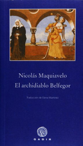 El archidiablo Belfegor / Belphegor Demon