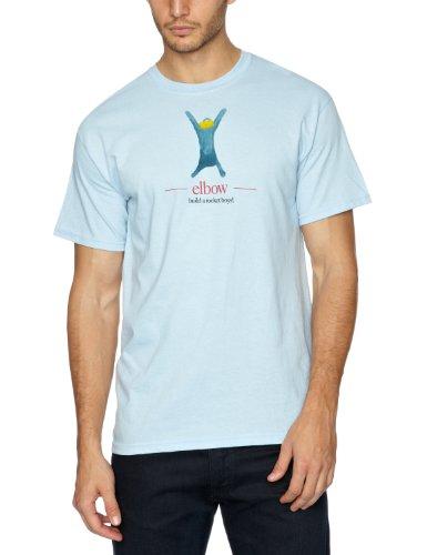 ELBOW - BUILD A ROCKET T-Shirt Colour