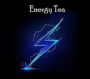 Synerveda Energy Tea, Herbal Tea, Ginseng, Green Tea, Yerba Matte, 20 Servings (10 GMS)