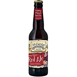 Mc Gargles Granny Mary's Red Ale 4,4 ° 33 cl - 4 x 33 cl