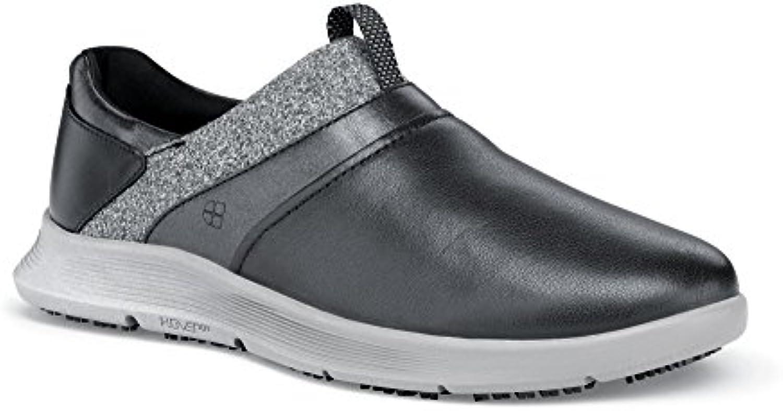 Zapatos para Crews 46831-38/5 ALIA Zapatos de mujer ligeros antideslizantes, talla 5, color negro