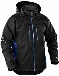 Blakläder Funktions-Winterjacke Größe 1 Stück, XL, schwarz/kornblau, 489019779985XL