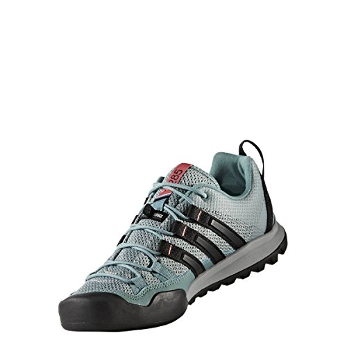 adidas Terrex Solo Women's Scarpe - AW17 vapour steel-tactile pink