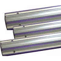 C Section Awning Rail 1.2 m X 3 pieces
